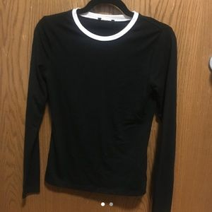 long sleeve top from F21!